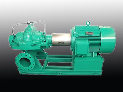 轴向中开双吸离心泵-青岛威乐离心泵