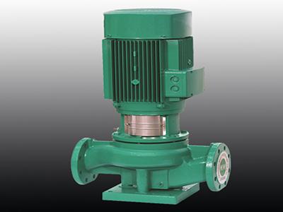 立式管道离心泵-济南威乐离心泵