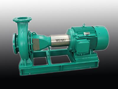 卧式标准端吸泵-临沂威乐离心泵