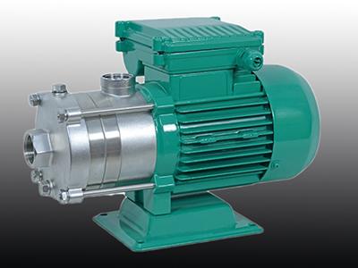 MHE节段卧式多级不锈钢泵-青岛威乐多级不锈钢泵
