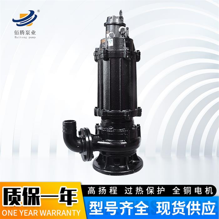 WQ潜水排污泵-山东潜污泵