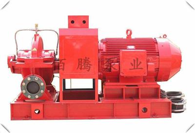 柴油机消防泵-山东柴油机消防泵厂家