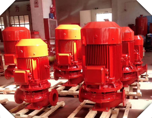 XBD立式消防泵-上海凯泉消防泵