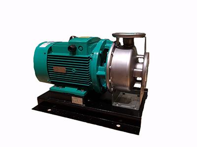 济南威乐离心泵-WLOH不锈钢卧式冲压离心泵